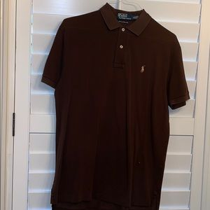 Brown Polo by Ralph Lauren Polo